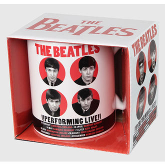 tazza The Beatles - Esecuzione Live - ROCK OFF, ROCK OFF, Beatles