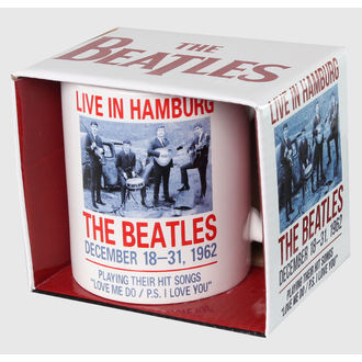 tazza The Beatles - Amburgo - ROCK OFF, ROCK OFF, Beatles