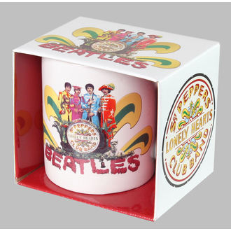 tazza The Beatles - Sgt Pepe Nudo - ROCK OFF, ROCK OFF, Beatles