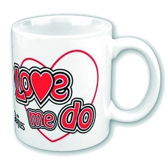 tazza The Beatles - Love Me Do - ROCK OFF, ROCK OFF, Beatles