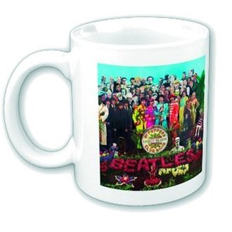 tazza The Beatles - Sgt Pepe - ROCK OFF, ROCK OFF, Beatles