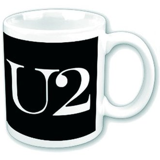 tazza U2 - Logo - ROCK OFF, ROCK OFF, U2