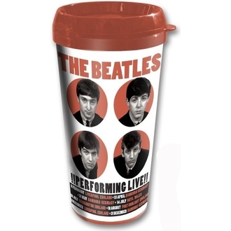 tazza termo The Beatles - Esecuzione Live - ROCK OFF, ROCK OFF, Beatles