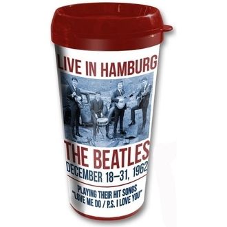 tazza termo The Beatles - Amburgo - ROCK OFF, ROCK OFF, Beatles