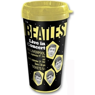 tazza termo - The Beatles - Goccia T - ROCK OFF, ROCK OFF, Beatles
