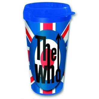 tazza termo The Who - Bersaglio - ROCK OFF, ROCK OFF, Who