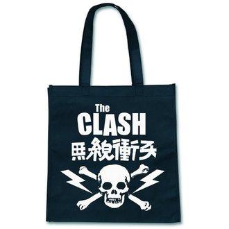 borsa ( borsa ) Il Clash - Cranio - ROCK OFF, ROCK OFF, Clash