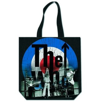 borsellino (borsa) The Who - Bersaglio - ROCK OFF, ROCK OFF, Who