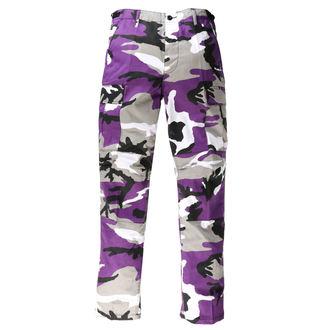 pantaloni US BDU - ARMY - VIOLA CAMO