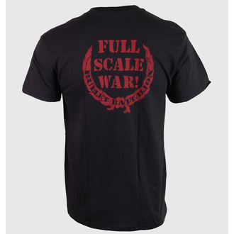 t-shirt metal uomo Hail Of Bullets - Full Scale War - RELAPSE, RELAPSE, Hail Of Bullets