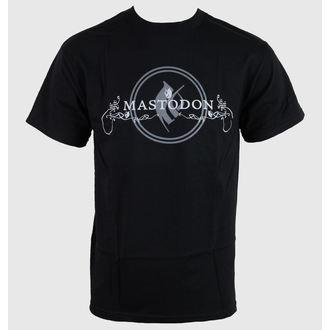 t-shirt metal uomo Mastodon - Logo Remission - RELAPSE, RELAPSE, Mastodon