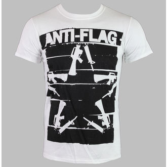 t-shirt metal uomo Anti-Flag - Duct Tape Guns Star - KINGS ROAD, KINGS ROAD, Anti-Flag