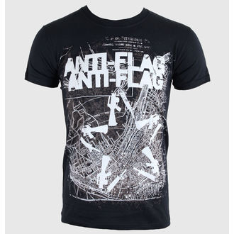 t-shirt metal uomo Anti-Flag - - KINGS ROAD, KINGS ROAD, Anti-Flag