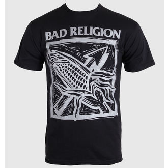 t-shirt metal uomo Bad Religion - Against The Grain - KINGS ROAD, KINGS ROAD, Bad Religion