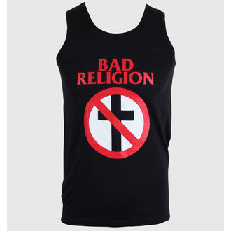 t-shirt uomo Bad Religion - Cross Buster - Nero - KINGS ROAD, KINGS ROAD, Bad Religion