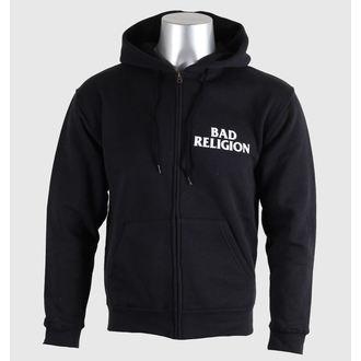felpa con capuccio uomo Bad Religion - Cross Buster - KINGS ROAD, KINGS ROAD, Bad Religion