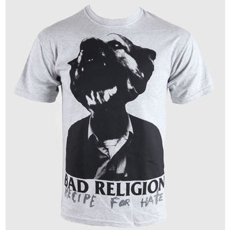 t-shirt metal uomo Bad Religion - Recipe For Hate - KINGS ROAD, KINGS ROAD, Bad Religion