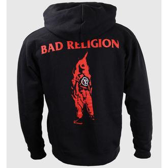 felpa con capuccio uomo Bad Religion - Suffer - KINGS ROAD, KINGS ROAD, Bad Religion