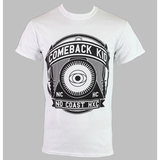 t-shirt metal uomo Comeback Kid - NCHC - KINGS ROAD, KINGS ROAD, Comeback Kid