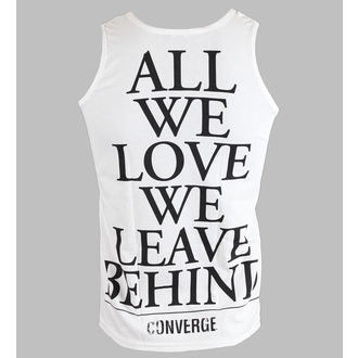 t-shirt uomo Converge - All We Love - White - KINGS ROAD, KINGS ROAD, Converge