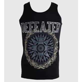 t-shirt uomo Defeater - Bussola - Nero - KINGS ROAD, KINGS ROAD, Defeater