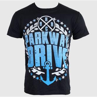 t-shirt metal uomo Parkway Drive - Anchor Bold - Buckaneer, Buckaneer, Parkway Drive
