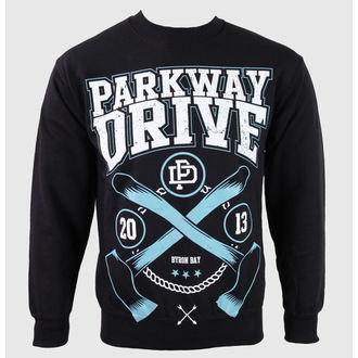 felpa senza cappuccio uomo Parkway Drive - Axe - KINGS ROAD