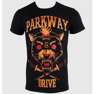 t-shirt metal uomo unisex Parkway Drive - Panther Torch - KINGS ROAD, KINGS ROAD, Parkway Drive