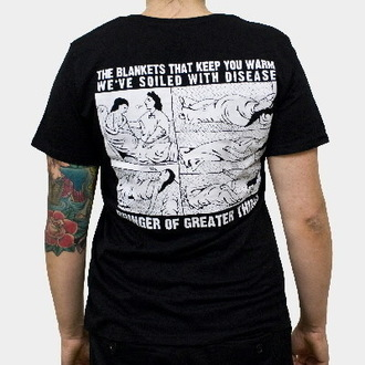 t-shirt metal donna unisex Propagandhi - Cowboy - KINGS ROAD, KINGS ROAD, Propagandhi
