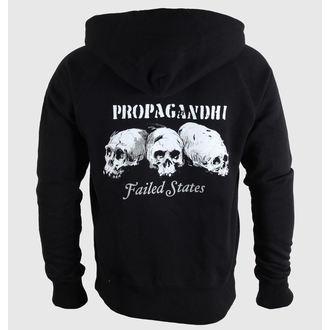 felpa con capuccio uomo Propagandhi - Failed States Crest - KINGS ROAD, KINGS ROAD, Propagandhi