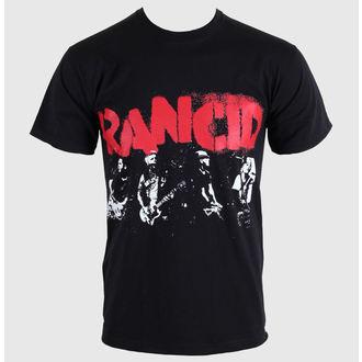 t-shirt metal uomo unisex Rancid - Let The Dominoes - KINGS ROAD, KINGS ROAD, Rancid