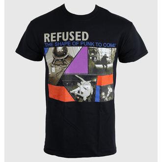 t-shirt metal uomo unisex Refused - The Shape Of Punk - KINGS ROAD, KINGS ROAD, Refused