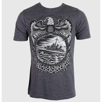 t-shirt hardcore uomo unisex - Britton McFetridge - BLACK MARKET, BLACK MARKET
