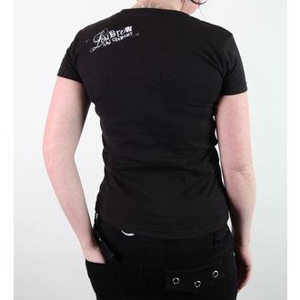 t-shirt hardcore donna unisex - Kris Chisholm - BLACK MARKET, BLACK MARKET