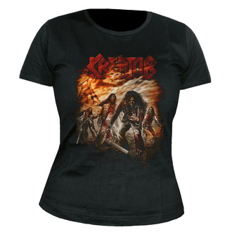 t-shirt metal donna unisex Kreator - Dying Alive - NUCLEAR BLAST, NUCLEAR BLAST, Kreator