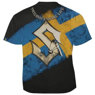 t-shirt metal uomo unisex Sabaton - Swedish Empire Live Deluxe - NUCLEAR BLAST, NUCLEAR BLAST, Sabaton