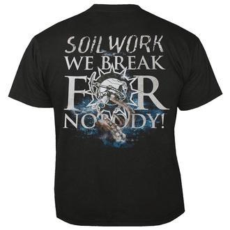 t-shirt metal uomo unisex Soil Work - We Break For Nobody - NUCLEAR BLAST, NUCLEAR BLAST, Soil Work