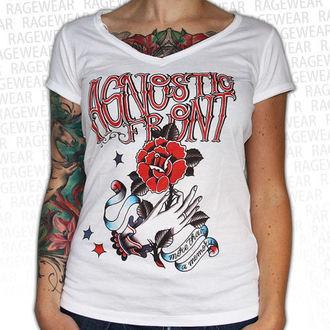 t-shirt metal donna unisex Agnostic Front - Memory - RAGEWEAR, RAGEWEAR, Agnostic Front