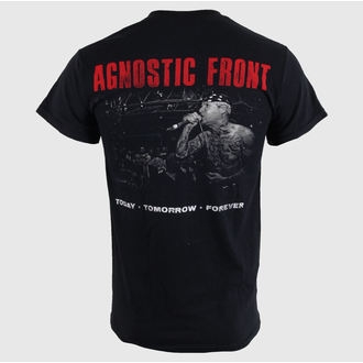 t-shirt metal uomo unisex Agnostic Front - Today - RAGEWEAR, RAGEWEAR, Agnostic Front