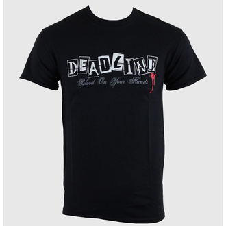 t-shirt metal uomo unisex Deadline - Blood - RAGEWEAR, RAGEWEAR, Deadline