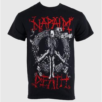 t-shirt metal uomo unisex Napalm Death - - RAGEWEAR, RAGEWEAR, Napalm Death