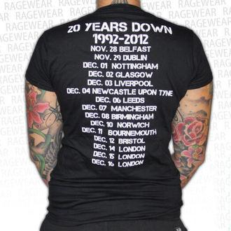 t-shirt metal donna unisex Rancid - Tiger - RAGEWEAR, RAGEWEAR, Rancid