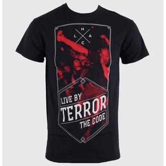 t-shirt metal uomo unisex Terror - Hexagon - RAGEWEAR, RAGEWEAR, Terror
