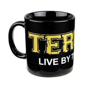tazza Terror - Live voluto the Codice - RAGEWEAR, RAGEWEAR, Terror