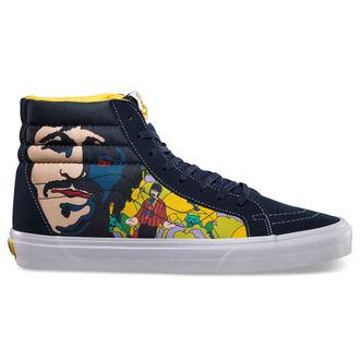 scarpe da ginnastica alte donna Beatles - VANS, VANS, Beatles