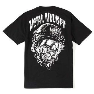 t-shirt street uomo unisex - SPEW TRIKO - METAL MULISHA, METAL MULISHA