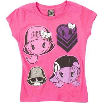 t-shirt street bambino unisex - BFF - METAL MULISHA - BFF, METAL MULISHA