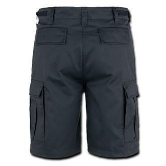 pantaloncini uomo BRANDIT - Combat Nero - 2006/2