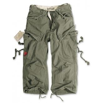 pantaloncini 3/4 uomini SURPLUS - Vintage - Oliva, SURPLUS
