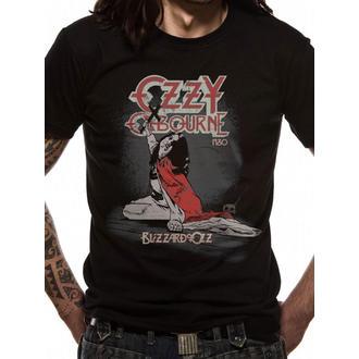t-shirt metal uomo unisex Ozzy Osbourne - Blizzard Of Ozz - LIVE NATION, LIVE NATION, Ozzy Osbourne